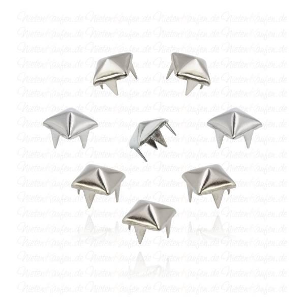 Pyramidennieten 7 mm