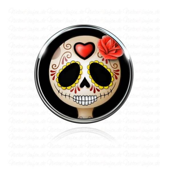 Sugar Skull Chunk -Chunk mit Totenkopf
