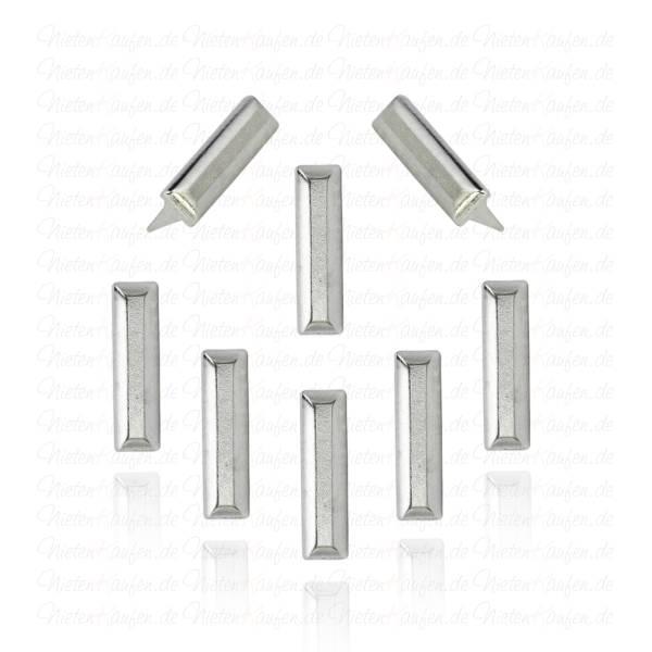 I - Metall Buchstaben Niete - Alphabet Nieten