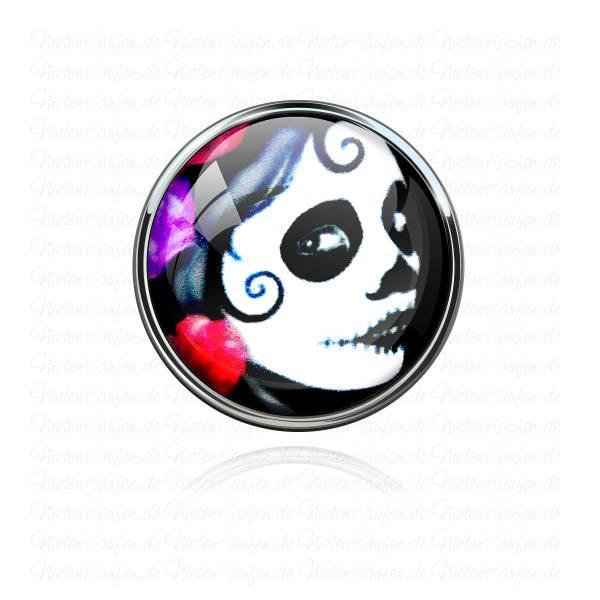 Zombie Chunk Button - Chunk Druckknopf für 18 mm Chunk Systeme